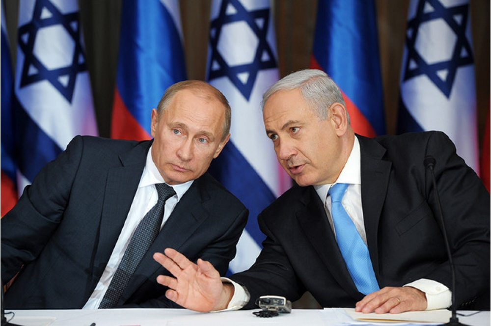 Вопрос выживания Израиля все больше и больше зависит от России