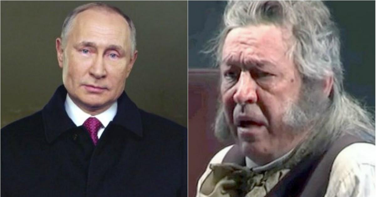 """""""Путин нас кормит"""": Ефремов выступил с политическим заявлением"""