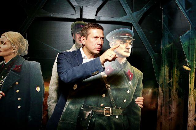 Премьера фильма «Прощаться не будем» в Москве