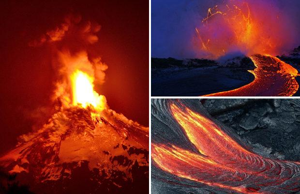 Самый опасный из активных вулканов планеты