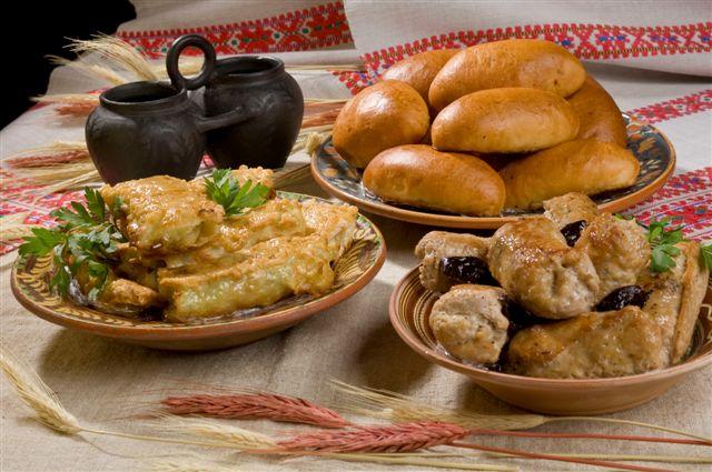 Украинская кулинария