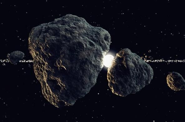 Земле угрожает астероид Бенну