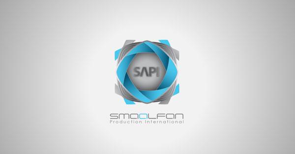 Smaa-Al-Fan-Production-business-card-&-logo-design