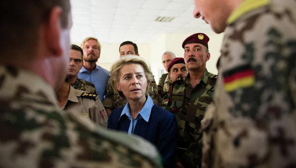 Немецкие политики: мы забыли историю, раз отправляем солдат на границу с РФ