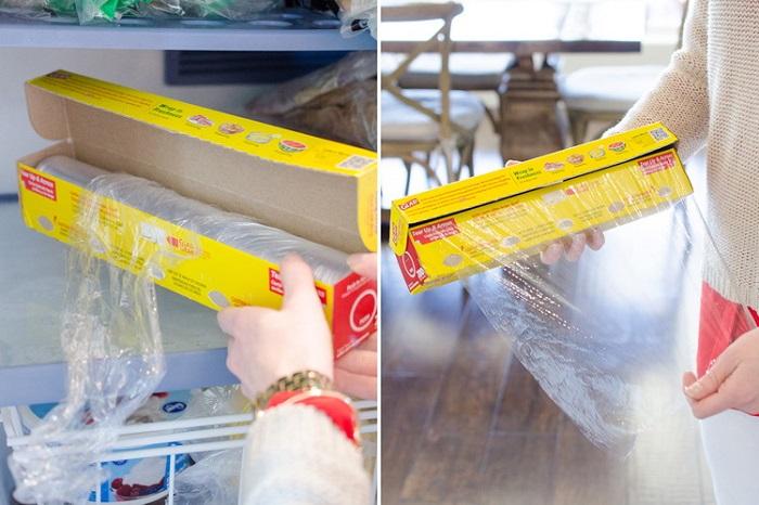 Сделать пищевую пленку прочнее поможет холод. / Фото: smekalo4ka.ru