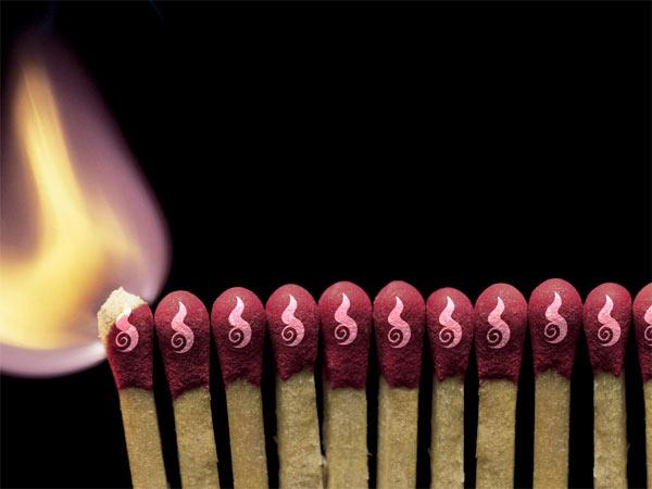 Поджоги, пожары и пироманы