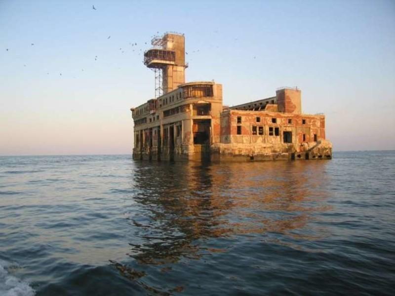 6. Испытательная станция морского оружия, Махачкала заброшенные места, крипи, прикол, ужас