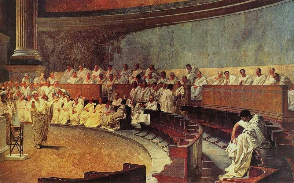 the military power and rule of julius caesar in rome Gaius julius caesar was sole military and political power in rome and had the senate senate entirely to rule absolutely as a king caesar's.