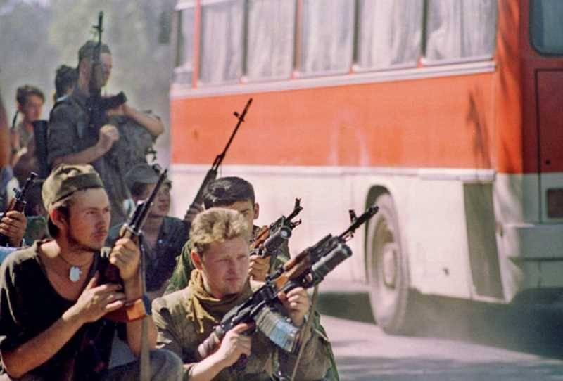 Трагедия Чечни, теракт в Буд…