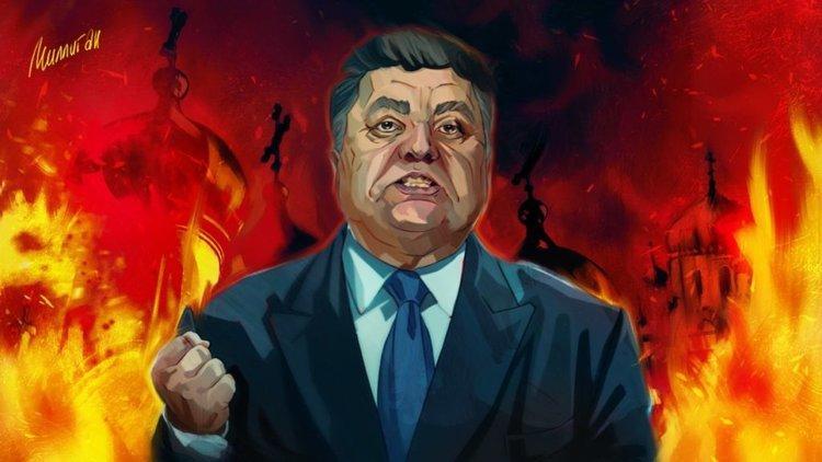 Начнет войну и утопит страну в крови: на что готов Порошенко ради второго срока?