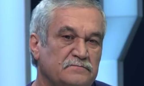 Украинский писатель-русофоб …