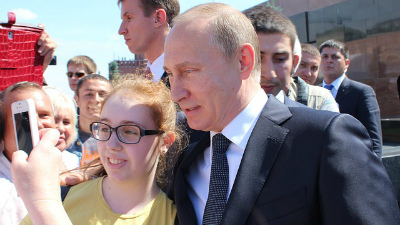 «Прямая линия»: Путину поступило уже более двух миллионов вопросов