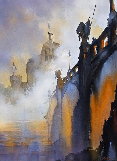 художник Thomas W. Schaller (Ð¢Ð¾Ð¼Ð°Ñ Ð¨Ð°Ð»Ð»ÐµÑ€) картины - 22