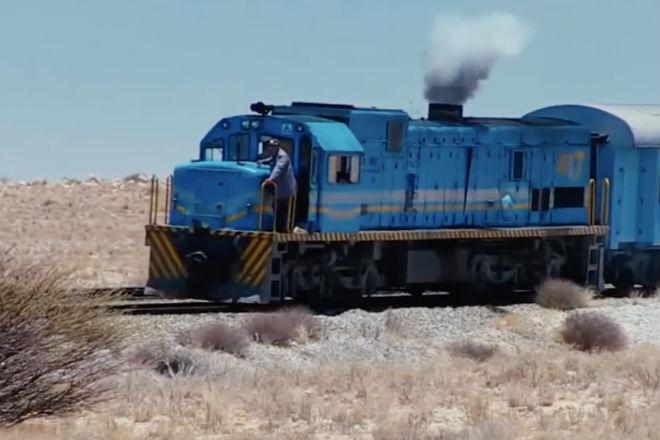 Соль на рельсах: хитрый способ ограбления поездов
