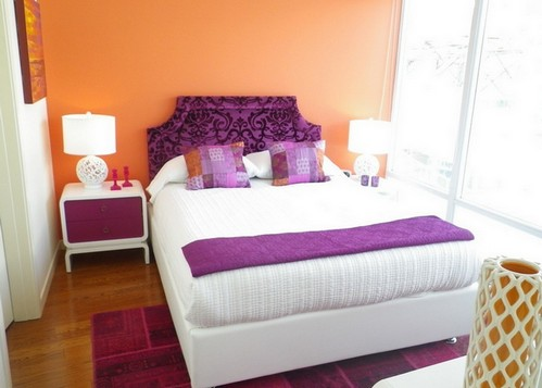 Дизайн узкой спальни выбор отделки