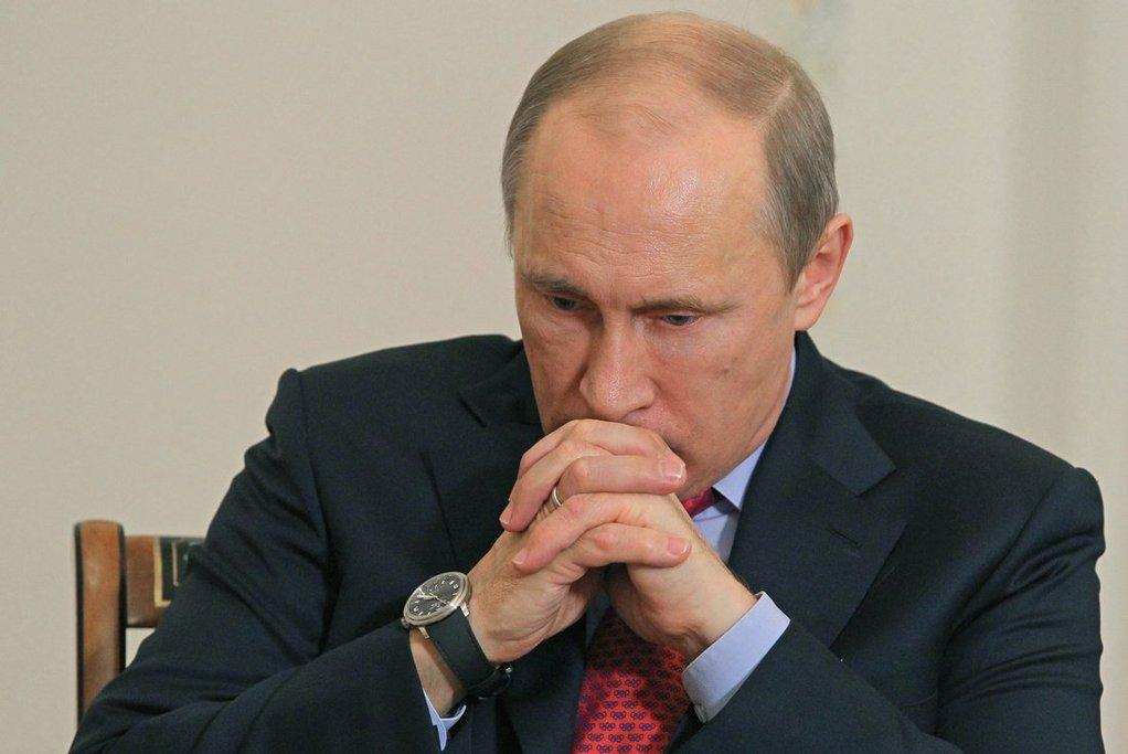 """Увяньте, Путин ценой своей …"