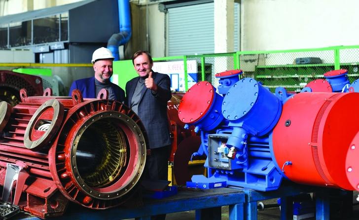 «Малошумные» двигатели по инновационной технологии от Русэлпрома