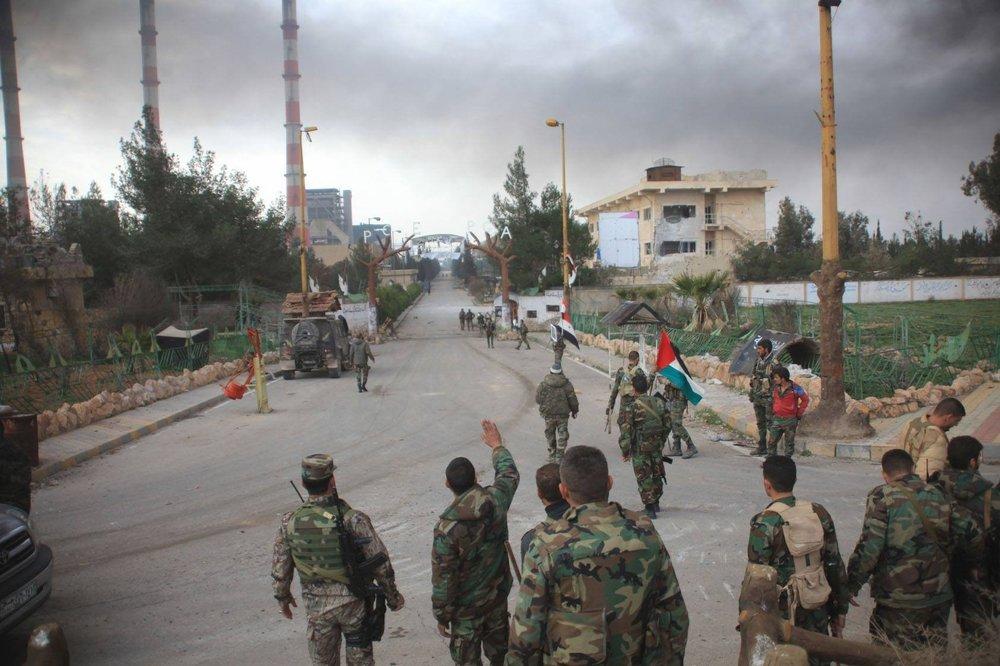 Армия Асада сокрушила террористов в четырех провинциях