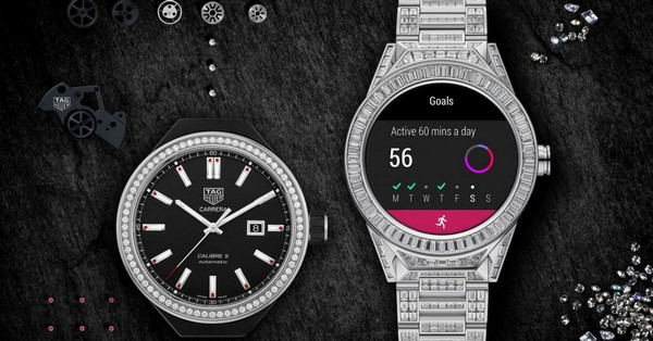 Tag Heuer выпустили самые дорогие смарт-часы в мире за 185.000$