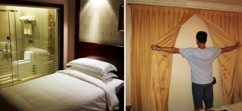 20 эпичных провалов, которые поджидают в отелях