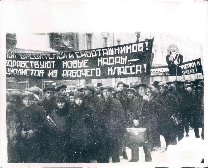 Москва, 1930 год.