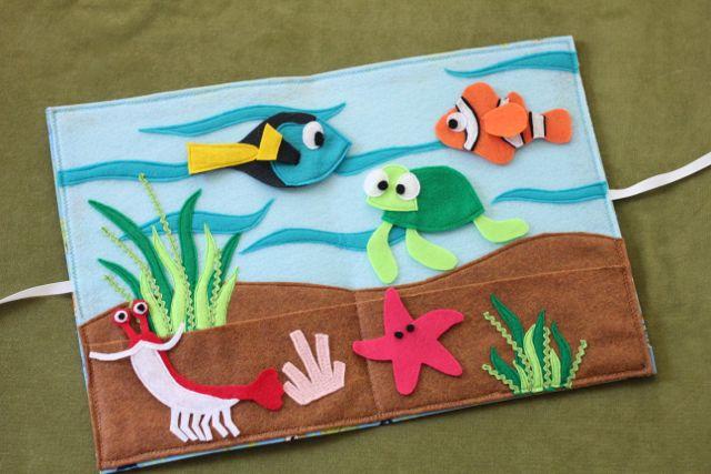 книжка малышка для детей