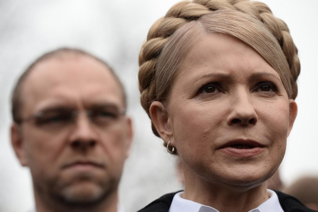 Тимошенко нашла способ отобрать у России Крым