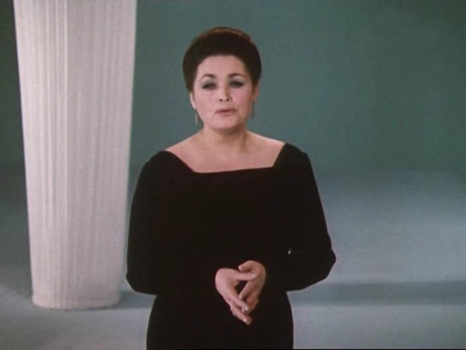 Скончалась оперная певица Ва…