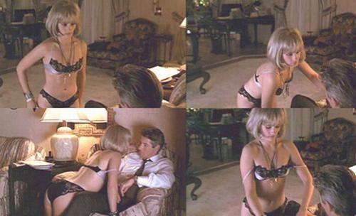 Как снимают секс в кино