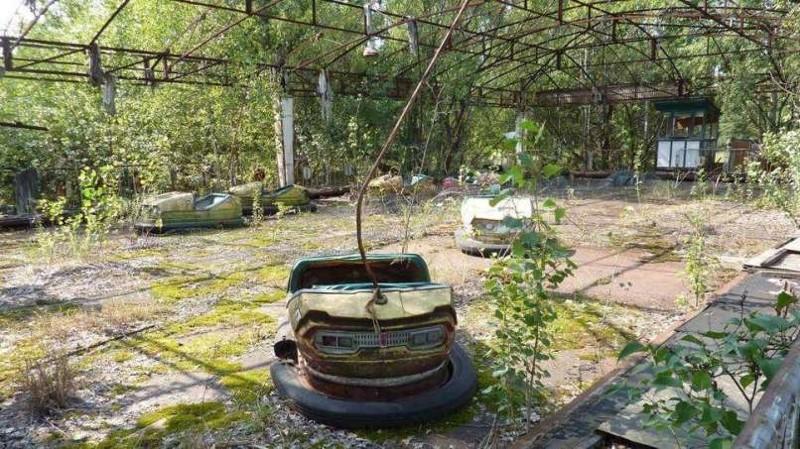 18. Заброшенный аттракцион, Чернобыль, Украина заброшенные места, крипи, прикол, ужас