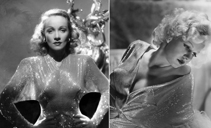 Роскошь и гламур Голливуда: блестящие платья кинодив