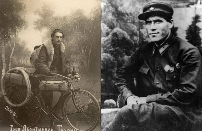 85000 км вдоль границ СССР на велосипеде