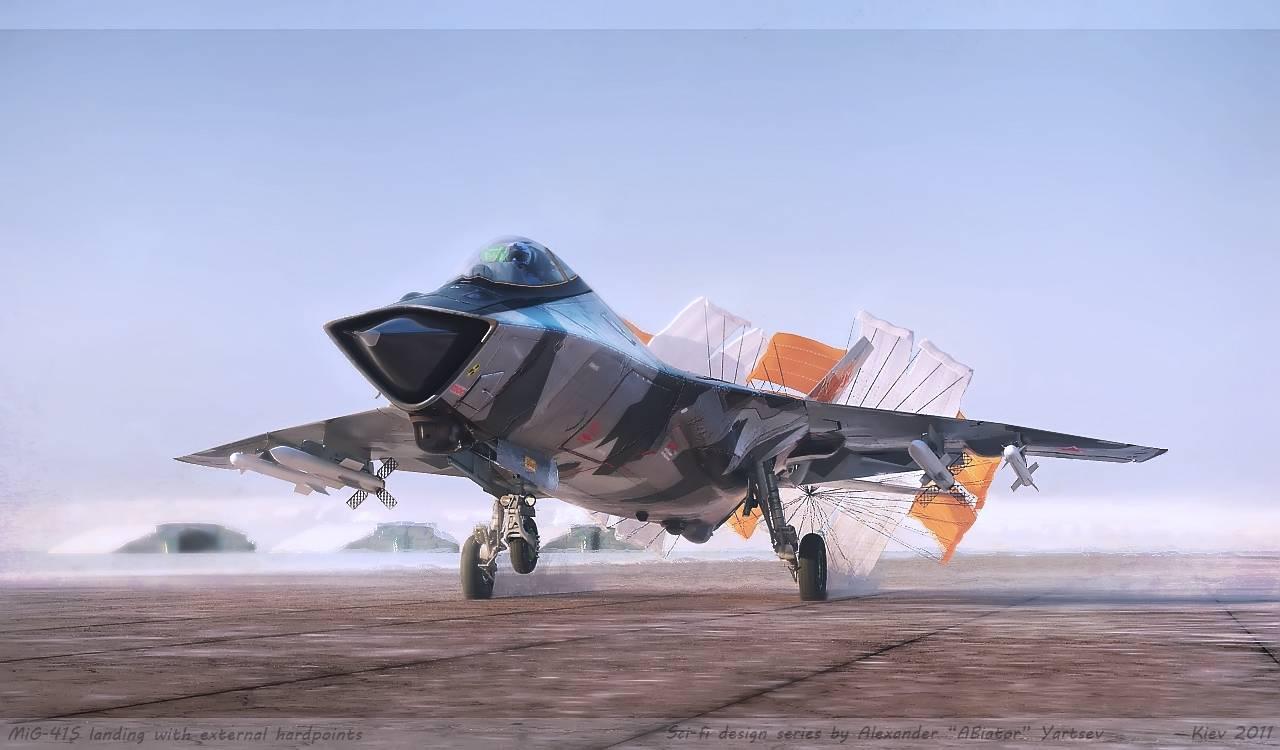 МиГ-41: российский перехватчик будущего?