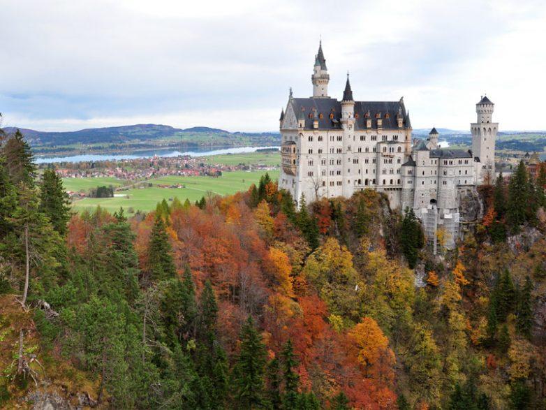 Магия осени: 10 мест, которым идёт жёлто-красный цвет