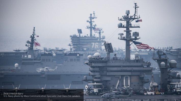 США не хватит 1,8 тыс. моряк…