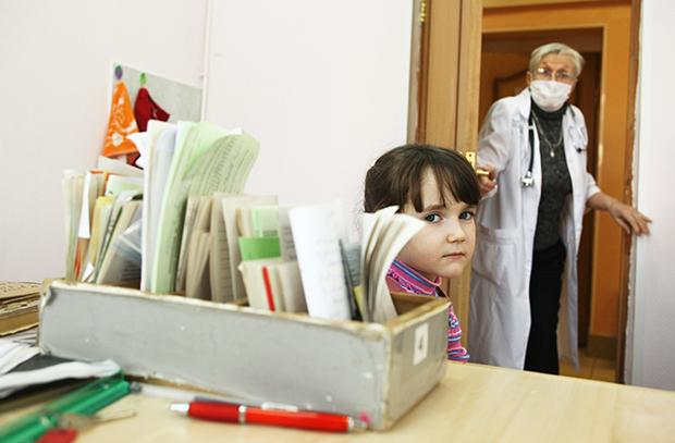 Здравоохранение прощается с Россией.