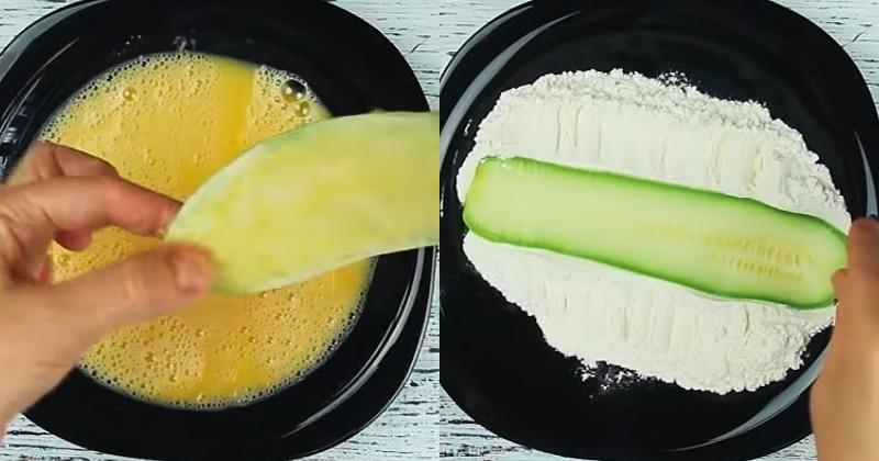 тещин язык с сыром