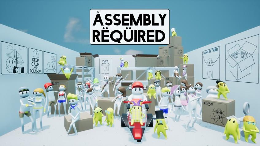 Стратегию Assembly Required можно назвать «симулятором IKEA»