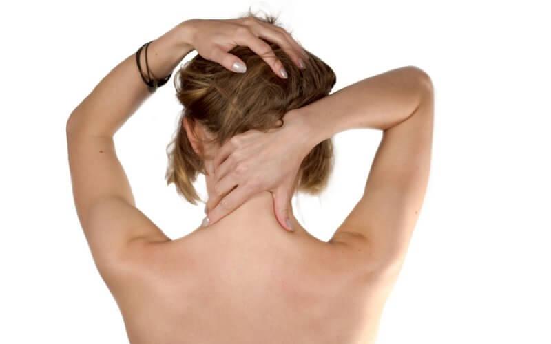 Массаж мышц шеи для улучшения функции щитовидной железы, и не только