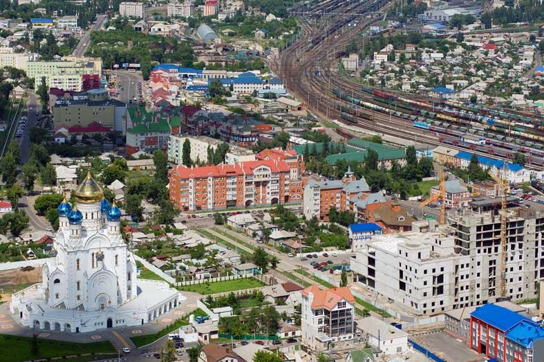 Приключения кровавого режима в городе Лиски Воронежской области