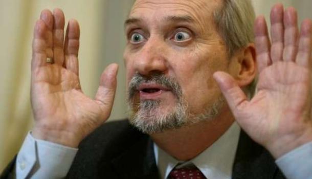 Человек-мем Мачеревич призвал США спасти Польшу от российско-немецкой петли