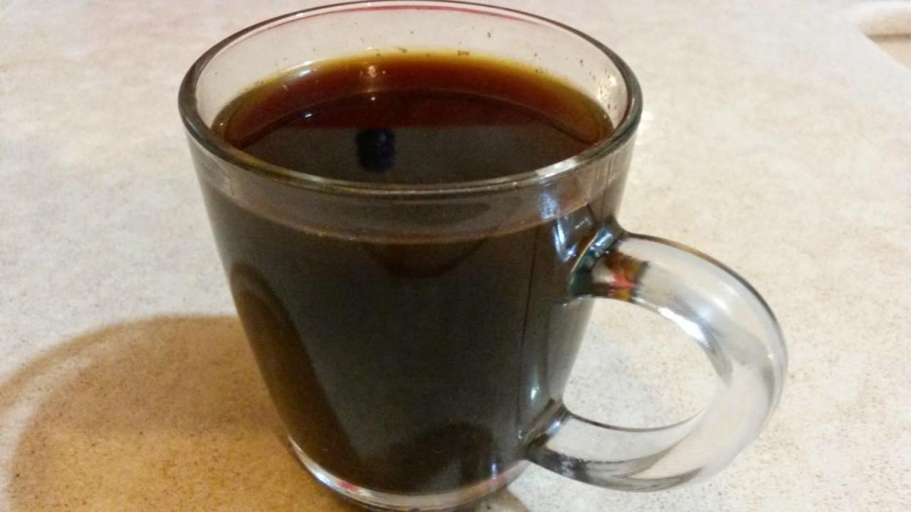 Кофе... с чесноком и мёдом
