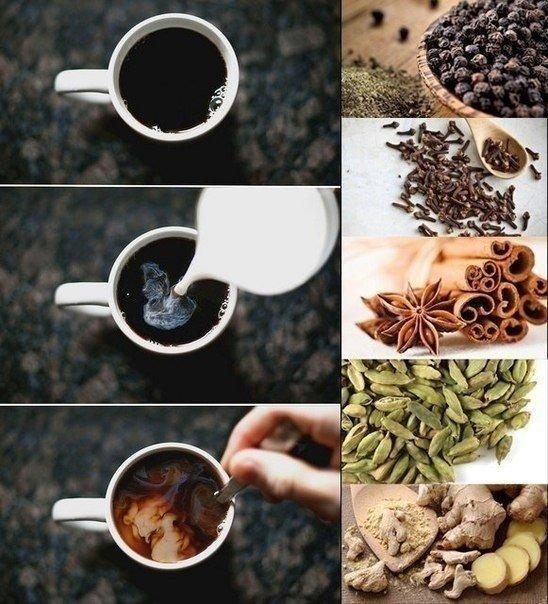 Если кофе нельзя, но очень хочется. Нарушаем правила :)