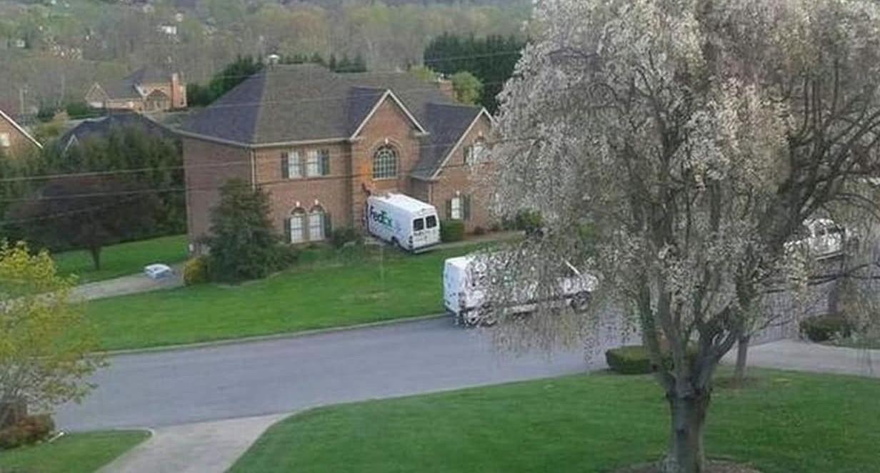 FedEx dhl, fail, fedex, доставка, доставка из ада, почта, почтовые службы, упс