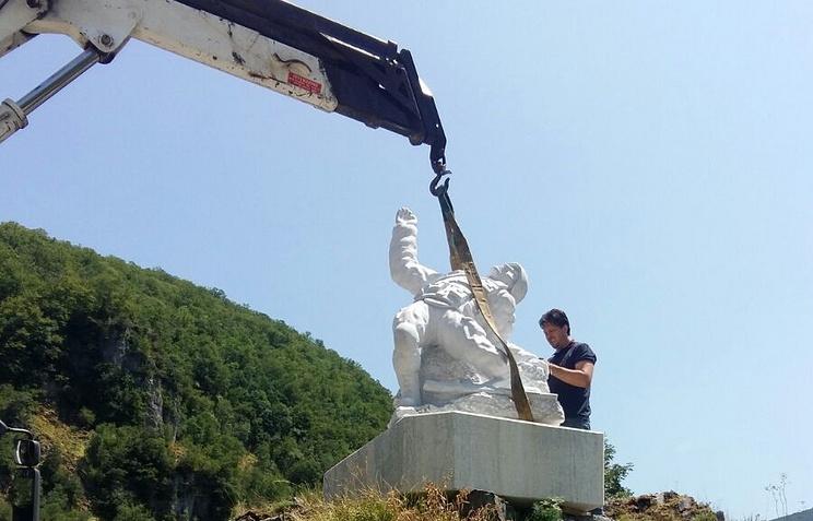 В Италии откроют памятник Герою России Александру Прохоренко, погибшему в Сирии