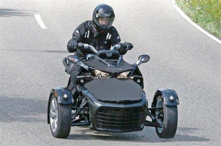 Новый Spyder проходит испытания - Фото 2