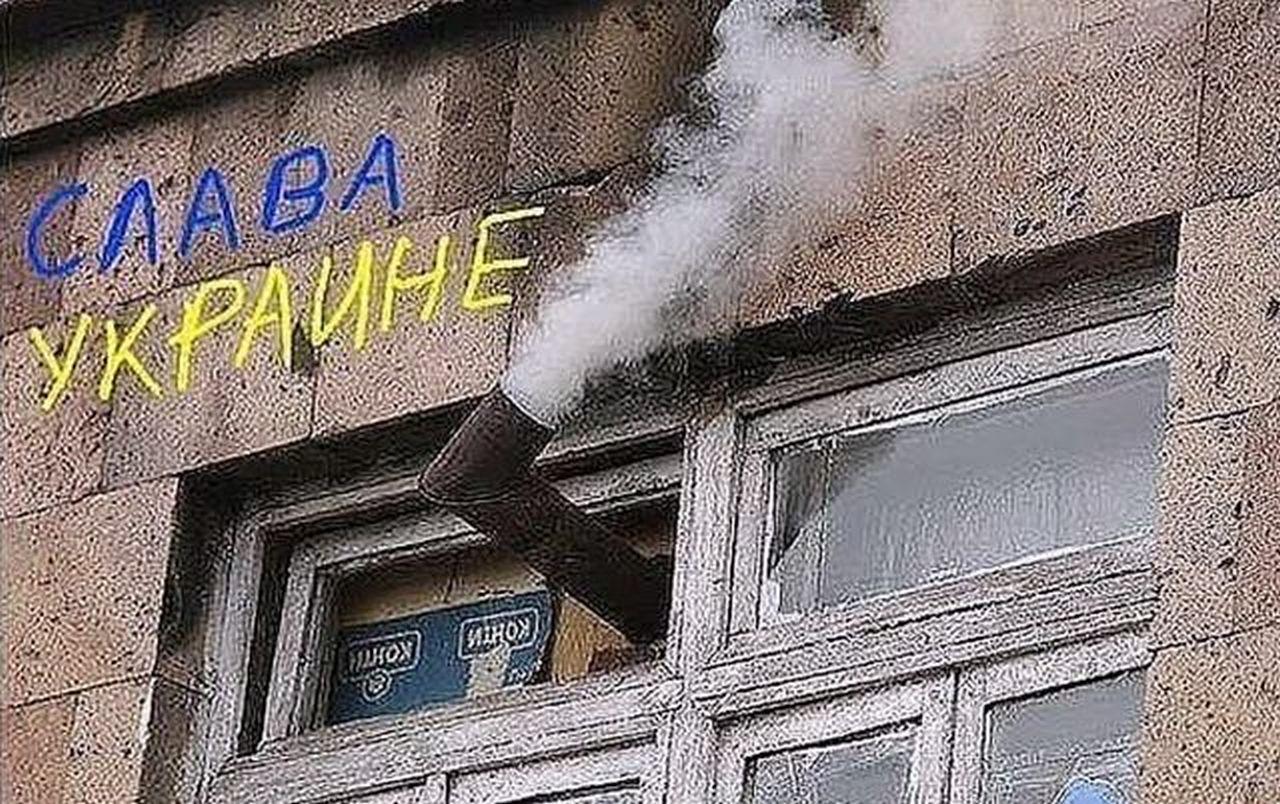 На Украине начались газовые бунты