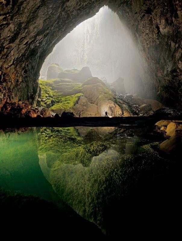 Пещера Шондонг - самая крупная и красивая пещера в мире