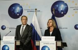 Европейские переговоры Сергея Лаврова