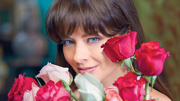 Марина Александрова впервые …